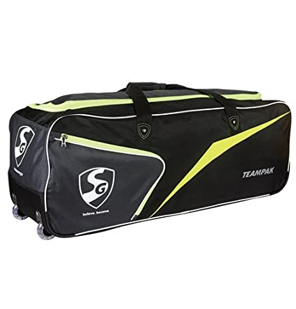 Image Unavailable. Image not available for. Color  SG Team Pak Cricket Kit  Bag (Large Team Bag) with Wheels 2d454300a7bcc