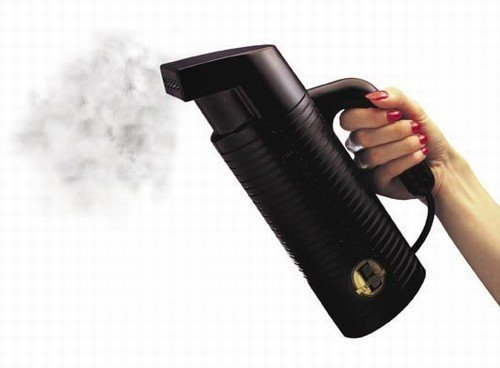 Travel Steamer - Hand Held ClosetHangerFactory HA800