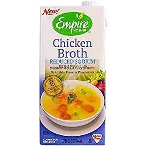 Amazon.com : Empire Kosher Chicken Broth Reduced Sodium ...