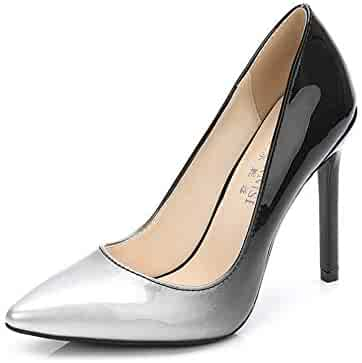 8903bba60a421 Shopping $50 to $100 - Silver - Shoes - Women - Clothing, Shoes ...
