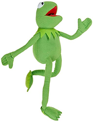Kermit Meme Halloween (Lanmando 16 Inch The Muppets Kermit Frog Soft Stuffed Plush)