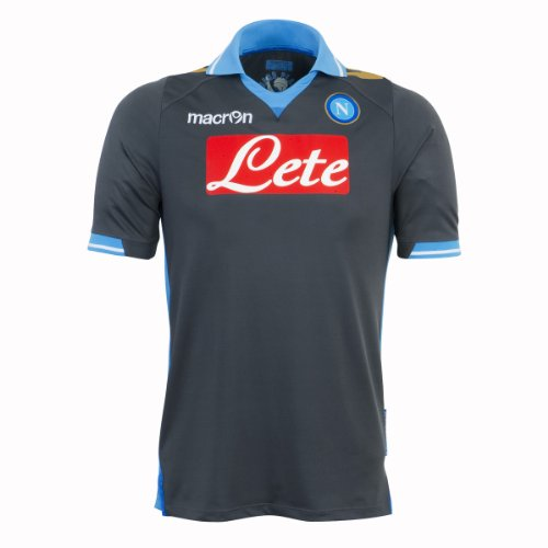 Macron 2011-12 Napoli Champions League Away ()