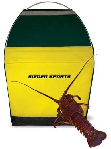 Aqua Sieden Sports Single Handle Lobster Game Bag