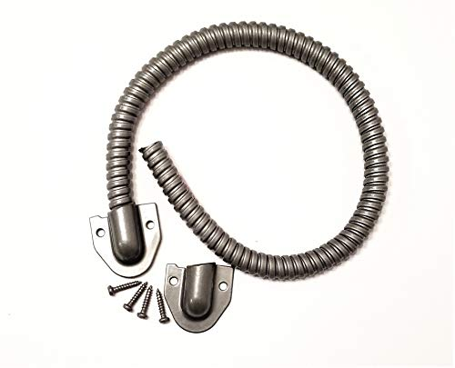 Armored Loop | Power Transfer | Electrified Commercial Exit Doors | Door Security | Alarmed Door Wire Conduit | 18