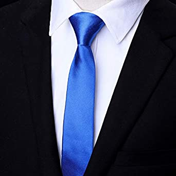 baoyueshangmao Corbatas hombres, corbata roja negra, para el ...