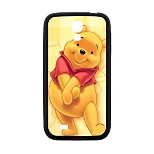 Custom Unique Design Winnie The Pooh Samsung Galaxy S4 Silicone Case