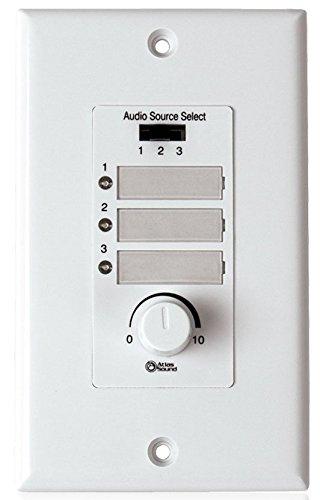 Atlas Sound WPD-RISRL Volume Control Input Select ()