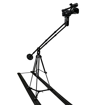Amazon com : Varizoom SOLOJIB-AL KIT Aluminum Jib and Track