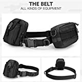 Tactical Combat Belt Utility Gear Quick Release