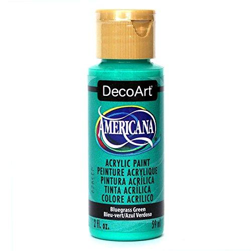 Decoart Americana Acrylic Paint 2 Ounce Bluegrass Green Buy