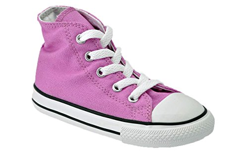 Converse As Hi Can Optic. Wht - Zapatillas Altas Unisex adulto violeta (Violet Clair)