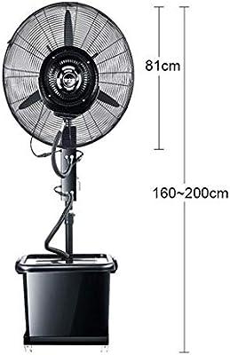 Ventilador de Pedestal Ventilación Industrial de Pedestal ...
