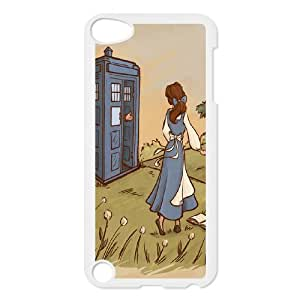 High Quality -ChenDong PHONE CASE- FOR Ipod Touch 5 -Police Box & Doctor Who-UNIQUE-DESIGH 3