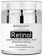 THE STRUGGLE IS REAL! Everyone wants to look their best. Baebody is a beauty and lifestyle brand with a desire to promote quality skin care. We want you to look and feel fabulous! BAEBODY RETINOL MOISTURIZER IS THE ONLY SOLUTION YOU NEED! Bae...
