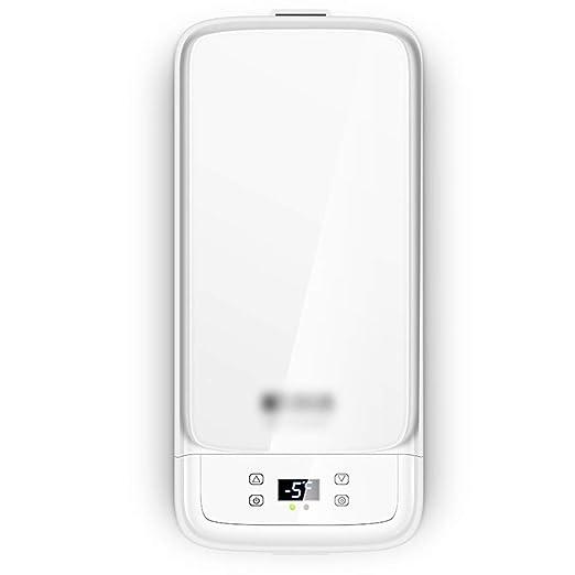 UICICI Mini Nevera Personal compacta portátil, se refresca y ...