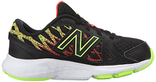 New Balance KJ690BOY RUNNING JUNIOR BLACK