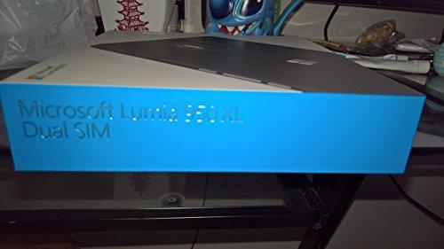 Microsoft Lumia 950 XL RM-1085 32GB Black, Single Sim, 5.7
