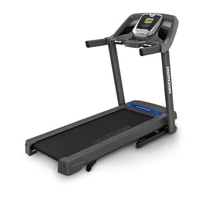 T101-04 Horizon Fitness Treadmill