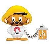 EMTEC Looney Tunes 4 GB USB 2.0 Flash Drive, Speedy Gonzales