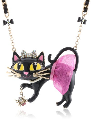Betsey Johnson Women's Enchanted Forest Cat Tutu