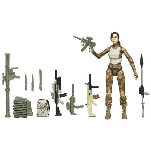 Gi Joe Cobra Girl (G.I. Joe Retaliation Lady Jaye)