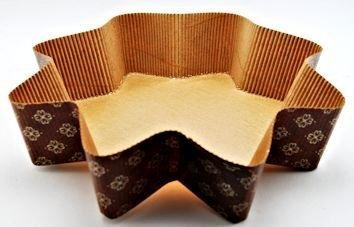 IRPot - 10 moldes para pan dulce con forma de estrella, para 750 g.: Amazon.es: Electrónica