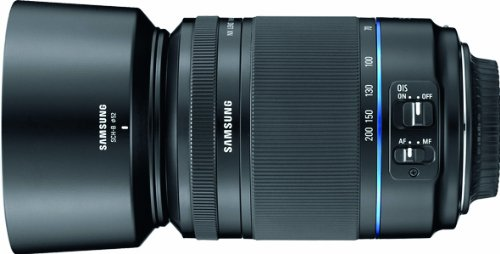 Samsung 50-200 mm f/4-5.6 Lens for NX Series (Samsung Camera Lens)