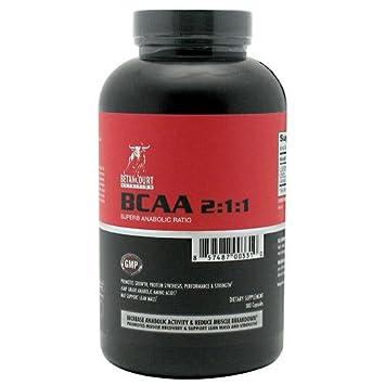 Betancourt Nutrition Superb Anabolic Ratio BCAA, 300 Capsules