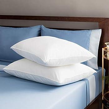 Amazon Com Wamsutta Side Sleeper Pillow Extra Firm