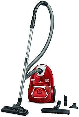 Rowenta RO3953 Compact Power aspiradora con Bolsa, 750 W, 3 litros ...