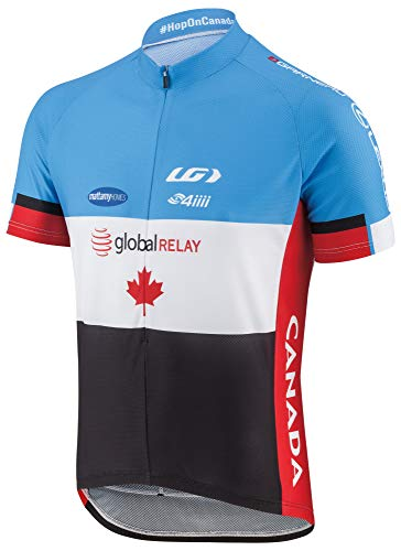 - Louis Garneau Men's Equipe Pro Replica 2 Cycling Jersey, Replica, XX-Large