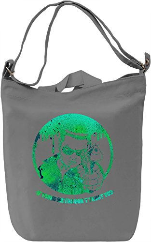 If Young Metro Don't Trust You Borsa Giornaliera Canvas Canvas Day Bag| 100% Premium Cotton Canvas| DTG Printing|