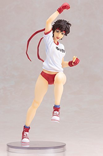 (STREET FIGHTER Pretty Sakura gym clothes Limited Edition 1/7 Scale PVC by Kotobukiya)