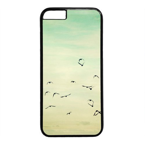 Essere liberi uccelli tema Cover posteriore rigida per iPhone 6(4,7)