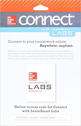 Connect access card for learnsmart labs microbiology mcgraw hill connect access card for learnsmart labs microbiology 1st edition fandeluxe Choice Image