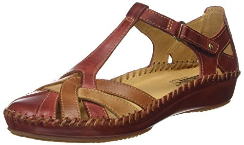Bar Red T Pikolinos Sandia P Vallarta Women 655 Sandals wWpgXq