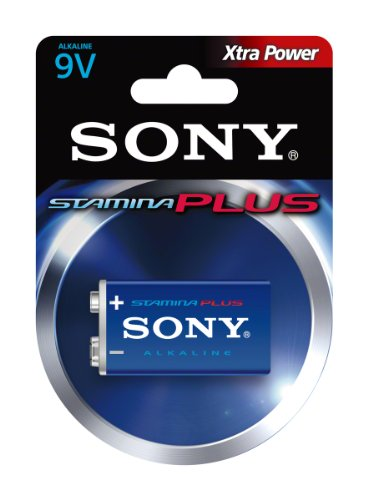 SONY S-6AM6B1A Stamina Plus Alkaline Batteries