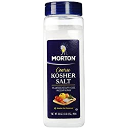 Morton Coarse Kosher Salt 35 oz. by Morton Salt