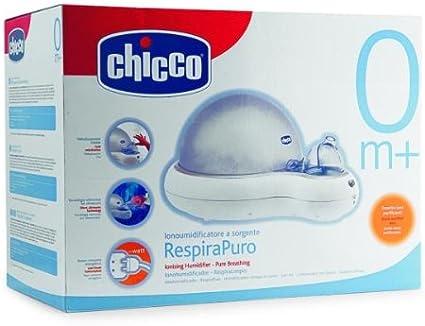 Iono Humidificador Ultrasónico Chicco: Amazon.es: Bebé