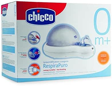 Iono Humidificador Ultrasónico Chicco: Amazon.es: Bebé