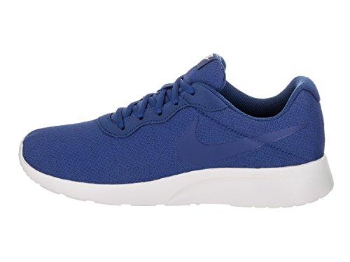 NIKE Herren Tanjun Premium Gym Blau / Gym Blau-Solar Rot