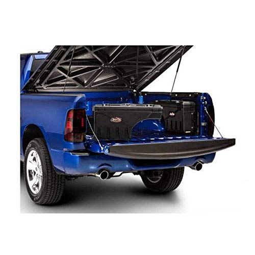 - Undercover SC100D SC100P Set of Driver & Passenger Side Black Swing Case Storage Boxes for Chevrolet Silverado 1500