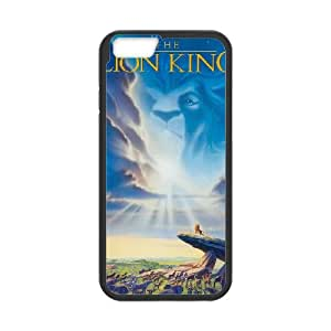 Lion King 1 12 iPhone 6 4.7 Inch Cell Phone Case Black D4613661