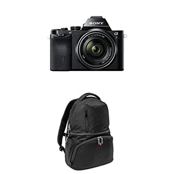 Sony ILCE7B Full Frame Compact System Camera and: Amazon.co.uk ...