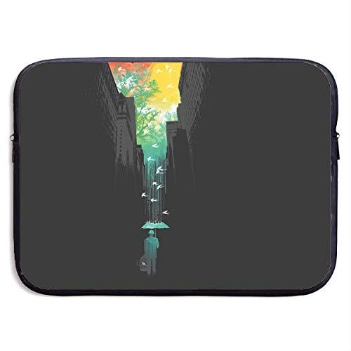 laptop sleeve bag men walk