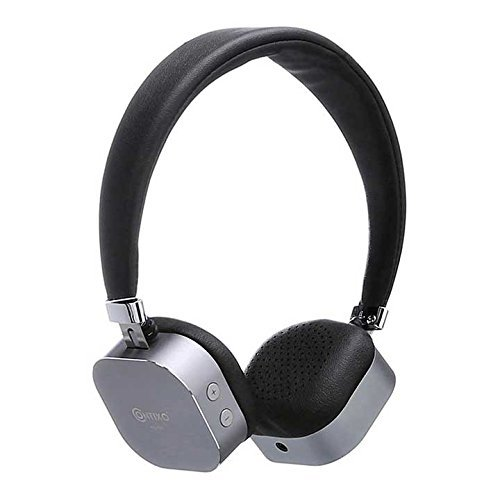 EASTER SALE! Contixo KB-100 Wireless Kids Headphones, Volume Safe Limit 85db, On-The-Ear Bluetooth Headphones, Kids Adjustable Headset (Black) - Best Gift