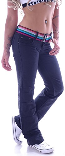 Cut Jeans Donna Style station Boot FqwO6xY6HZ