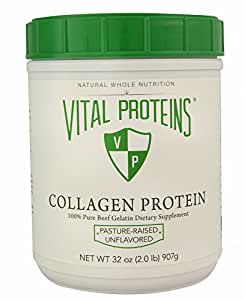 Vital Proteins Collagen Protein Unflavored -- 32 oz