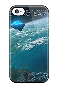 Fashion Protective Civilization: Beyond Earth Case Cover For Iphone 5C