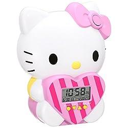 Hello Kitty Alarm Clock JF375A